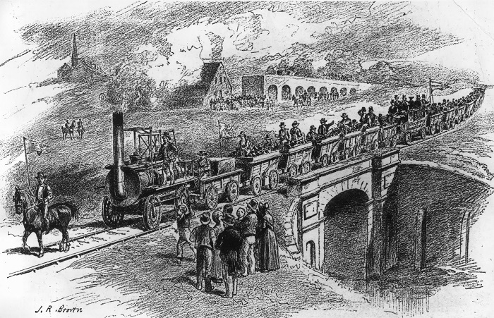2Stockton Darlington Railway Brges