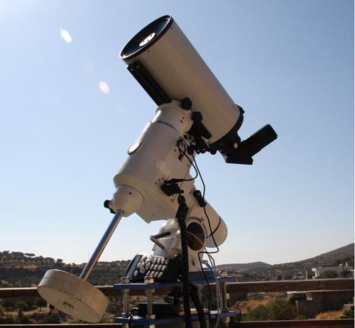2 astronoma zemlya glazami