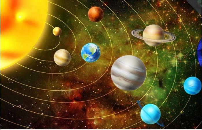 4 astronoma zemlya glazami