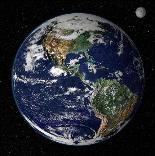 17 astronoma zemlya glazami